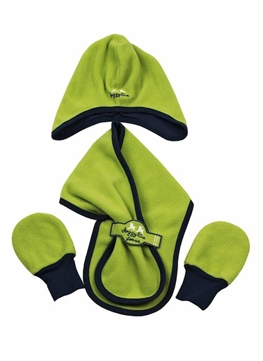 O Piti Piti 3 lü Takım Yeşil
